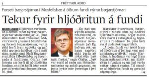 Fréttablaðið 6. júlí 2010
